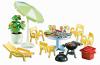 Playmobil - 6451 - Patio furniture