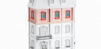 Playmobil - 6453 - Romantic Dollhouse - extension B