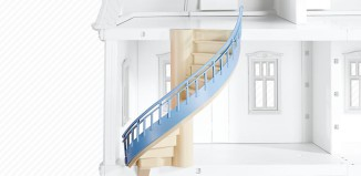 Playmobil - 6455 - Romantic Dollhouse - staircase