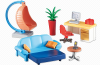 Playmobil - 6457 - Youth Room