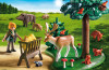 Playmobil - 6815 - Clearing with animal food