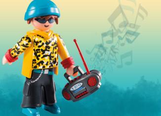 Playmobil - 5598v2 - Breakdancer