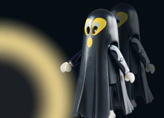 Playmobil - 5598v7 - Fantôme noir