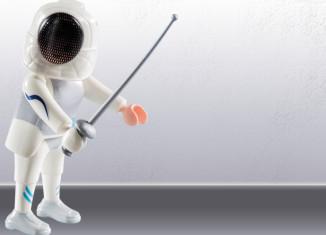 Playmobil - 5599v10 - Fencer