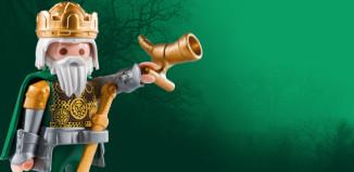 Playmobil - 5598v5 - King of the Dwarves