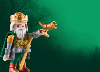 Playmobil - 5598v5 - King of the Dwarves
