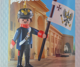 Playmobil - 30794863 - Prussian soldier