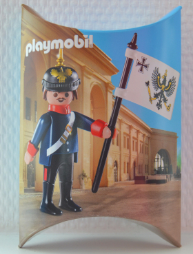 Playmobil 30794863 - Prussian soldier - Box