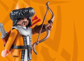 Playmobil - 5598v6 - Mongolian Archer
