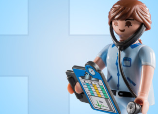 Playmobil - 5599v4 - Nurse