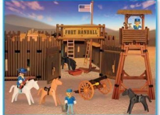 Playmobil - 1-3419-ant - Fort Randall