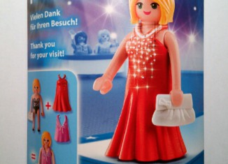 Playmobil - 30793853-ger - Nüremberg Toy Fair Give-away Model