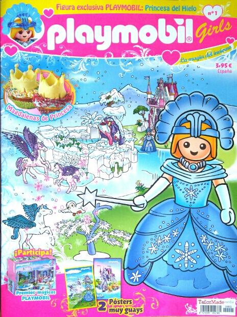Playmobil 30795403-esp - Ice Princess - Box
