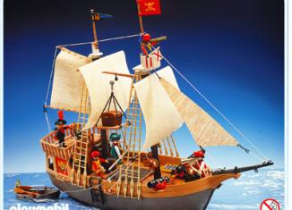 Playmobil - 3550v2 - Pirate Ship