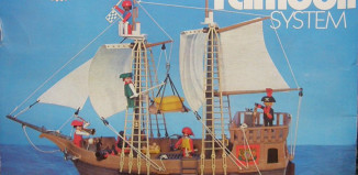 Playmobil - 3550-fam - pirate ship