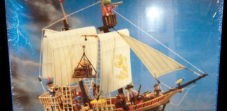Playmobil - 3750v1-esp - pirate ship