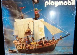 Playmobil - 3750v1-esp - pirate ship