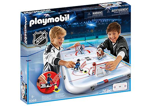Playmobil 5068-usa - NHL® Arena - Box