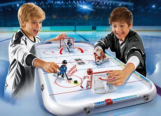 Playmobil - 5068-usa - NHL® Arena