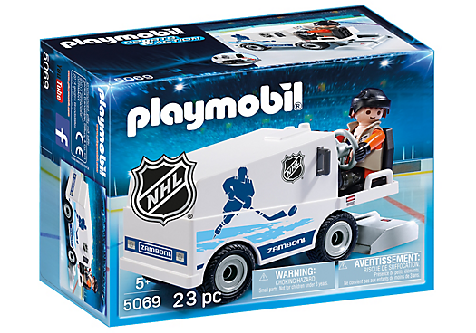 Playmobil 5069-usa - NHL® Zamboni® Machine - Box