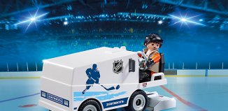 Playmobil - 5069-usa - NHL® Zamboni® Machine