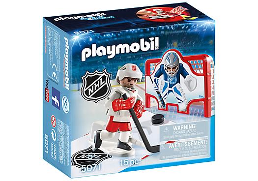Playmobil 5071-usa - NHL® Shooting Pad - Box