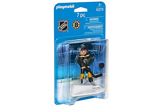 Playmobil 5073-usa - NHL® Boston Bruins® Player - Caja