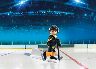 Playmobil - 5073-usa - NHL® Boston Bruins® Player