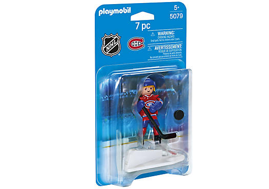Playmobil 5079-usa - NHL® Montreal Canadiens® Player - Box
