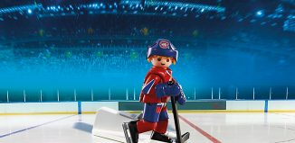 Playmobil - 5079-usa - NHL® Montreal Canadiens® Player