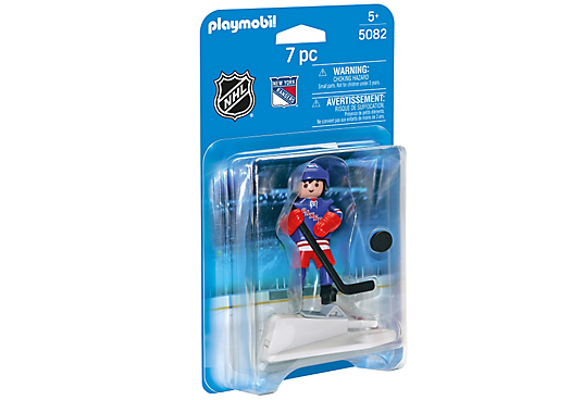 Playmobil 5082-usa - NHL® New York Rangers® Player - Box