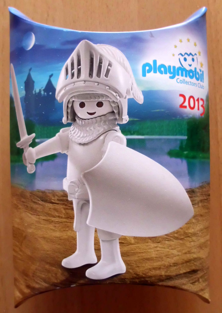 Playmobil 30790333-ger - White Knight - Box