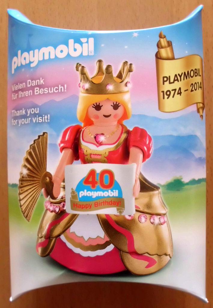 Playmobil 30791943-ger - Golden princess - Box
