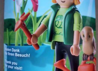 Playmobil - 30793413-ger - LECHUZA Gärtnerin