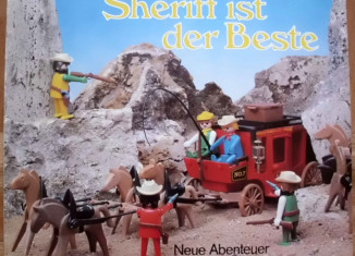 Playmobil - NO-ger - Our sheriff is the best one