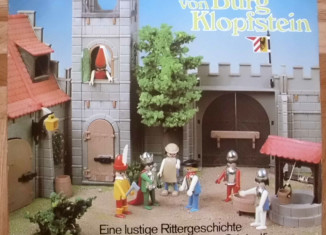 Playmobil - NO-ger - The mystery of castle Klopfstein