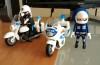 Playmobil - 5185 Moto de Policia