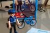 Playmobil - 3168 Policia en bicicleta.