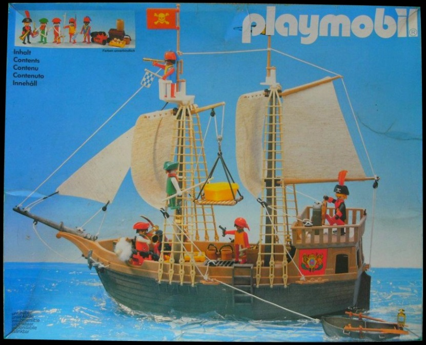 playmobil wiki 3550 piratenschiff german versions and. Black Bedroom Furniture Sets. Home Design Ideas