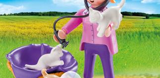 Playmobil - 5098-gre - Veterinaria