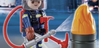 Playmobil - 5099-gre - Fireman