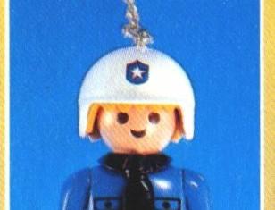 Playmobil - 7608 - Policeman Keychain