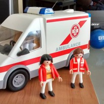 Playmobil - Ambulancia de Emergencias