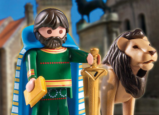 Playmobil - 6925-ger - Henry the Lion