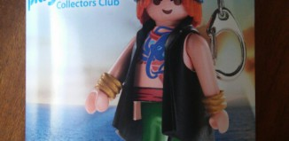 Playmobil - 30790533v2 - Pirate (PCC welcome gift)