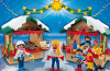 Playmobil - 5587 - At the Christmasmarket