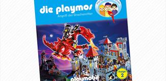 Playmobil - 80130-ger - Angriff der Drachenritter - Folge 2