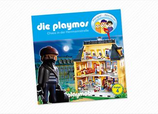Playmobil - 80134-ger - Chaos in der Herrmannstraße - Folge 4
