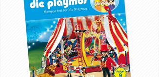 Playmobil - 80186-ger - Die Playmos. Manege frei für die Playmos - Folge 9