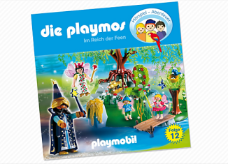 Playmobil - 80200 - In Realm of the Fae (12) - CD